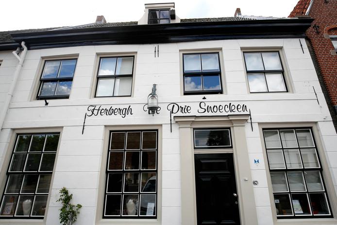 Herbergh De Drie Snoecken is een begrip in de omgeving van Lexmond.