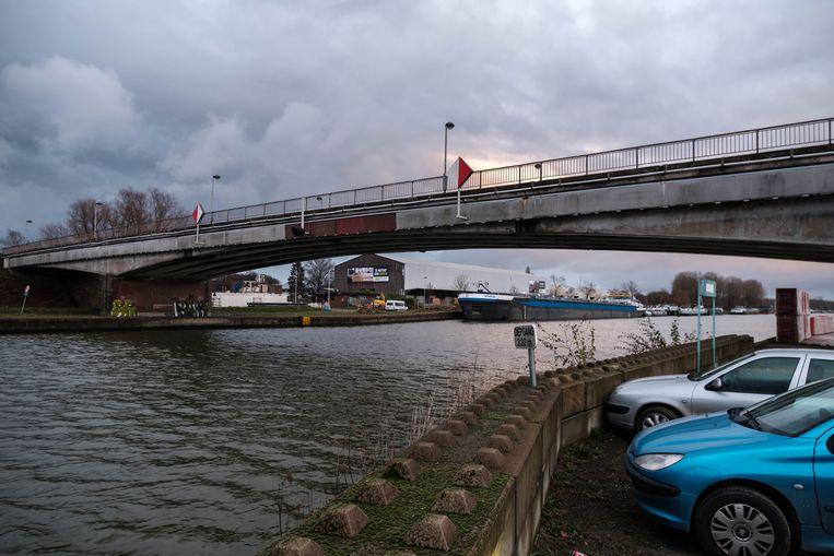 De huidige  Hoogmolenbrug zal worden afgebroken.