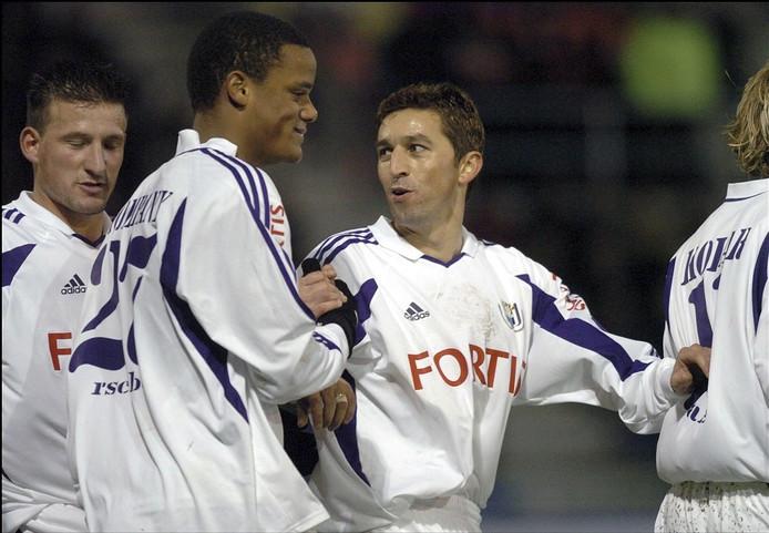 13 ans après, Vincent Kompany est de retour à Anderlecht.