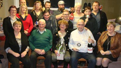 Nieuwkomer Lieven dartskampioen bij 'De Genieters'
