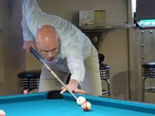 Brons voor Richard Eijmberts uit Eindhoven op NK poolbiljart