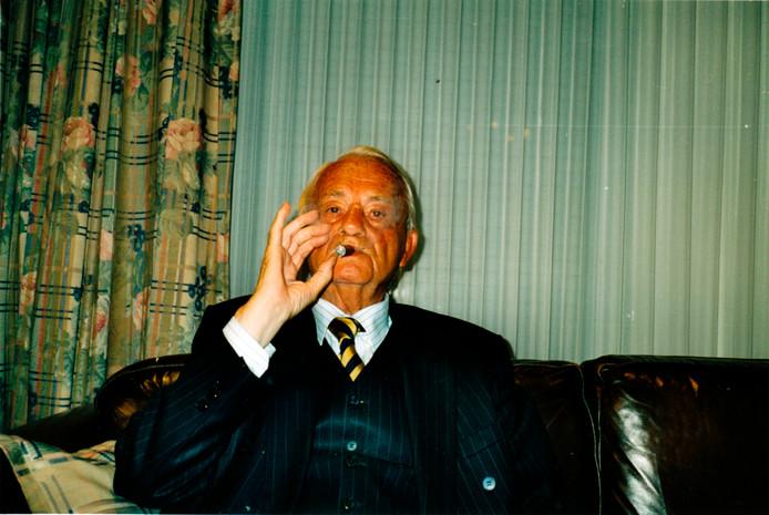 Willem van de Moosdijk, september 2003.
