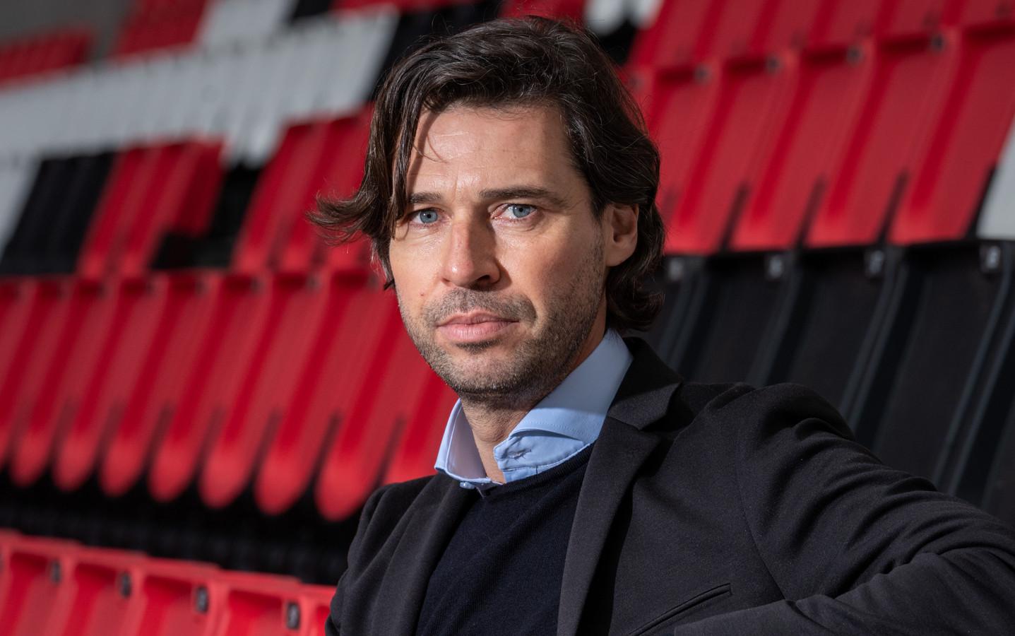 Nederland, Eindhoven, PSV Directeur John de Jong