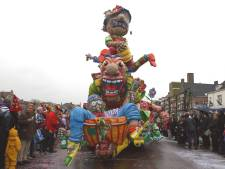 Zomers Carnaval in Sas van Gent met vleugje Rio