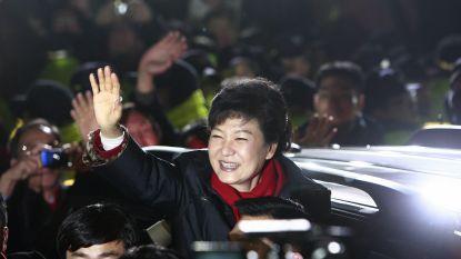 Zuid-Koreaanse ex-presidente Park Geun-hye krijgt 10 jaar strafvermindering