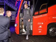 Liverpool s'est entraîné sur le terrain du FC Veldwezelt, évoluant en P3