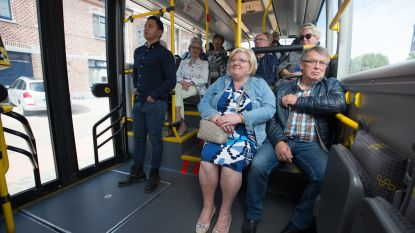 """""""Als tram er is, dan volgen de studenten"""""""