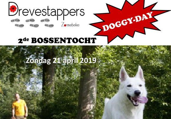 Bossentocht Drevestappers