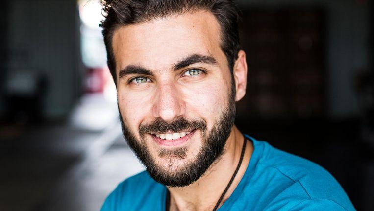 Wasim Arslan wil met zijn festival op Pllek Nederland kennis laten maken met de Syrische cultuur. Beeld Eva Plevier