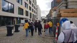 Man valt Antwerpse school binnen met hamer en valt personeelslid aan: dader op de vlucht