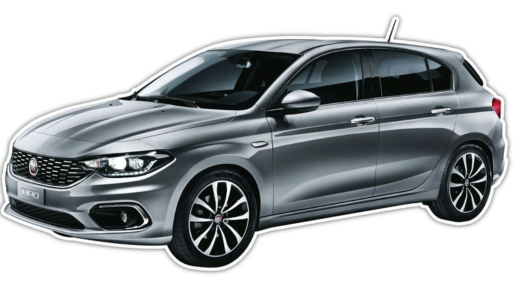 Fiat Tipo. Beeld