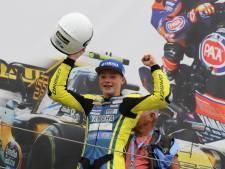Jeffrey Buis winnaar tijdens Gamma Racing Day