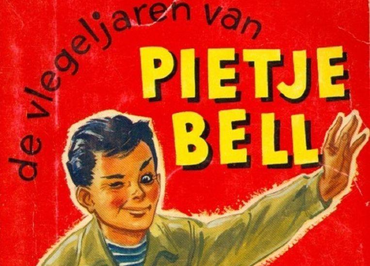 Boekomslag Pietje Bell Beeld rv