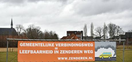 Provincie bekijkt verkeer in Zenderen