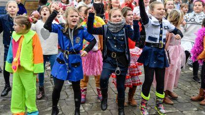 Carnavalsfeestjes luiden krokusvakantie in