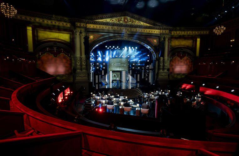 Het Gouden Televizier-Ring Gala 2020.  Beeld ANP