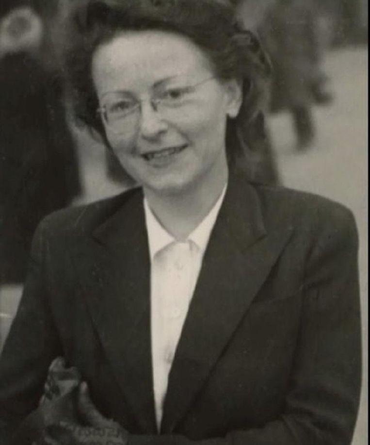 Brunhilde Pomsel. Beeld