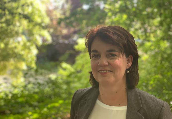 Janine Noordhuis is de nieuwe topvrouw van Zorgspectrum Het Zand