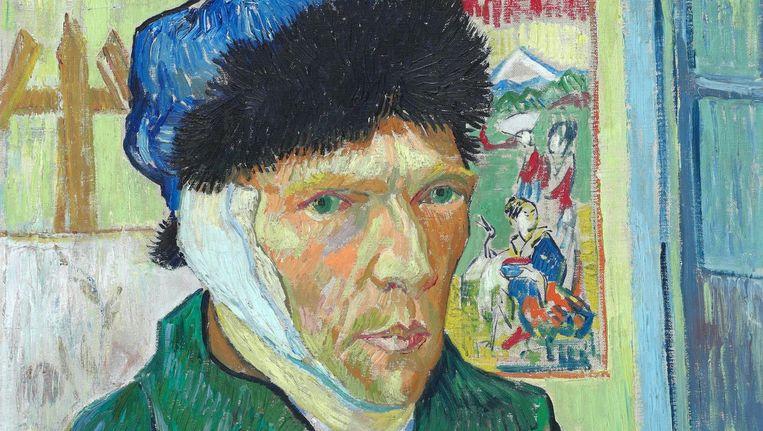 Hoe zat het nou? Was Van Gogh zijn hele oor kwijt? Beeld -