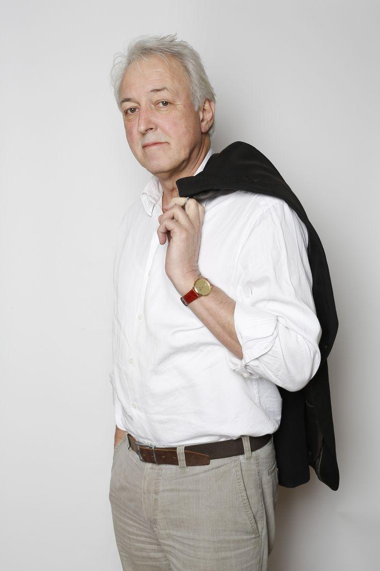 Hans Goslinga Beeld Jorgen Caris