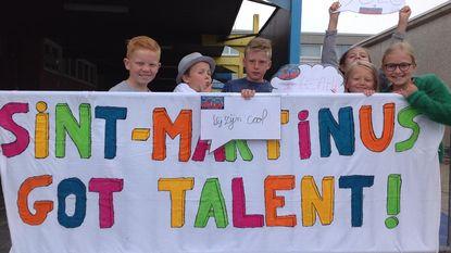 Sint-Martinus zet talenten in de kijker