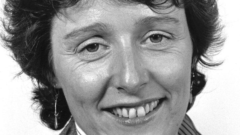 Ina Brouwer in 1986. Beeld anp