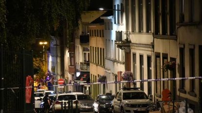 Geen wapen gevonden na interventie in Sint-Joost