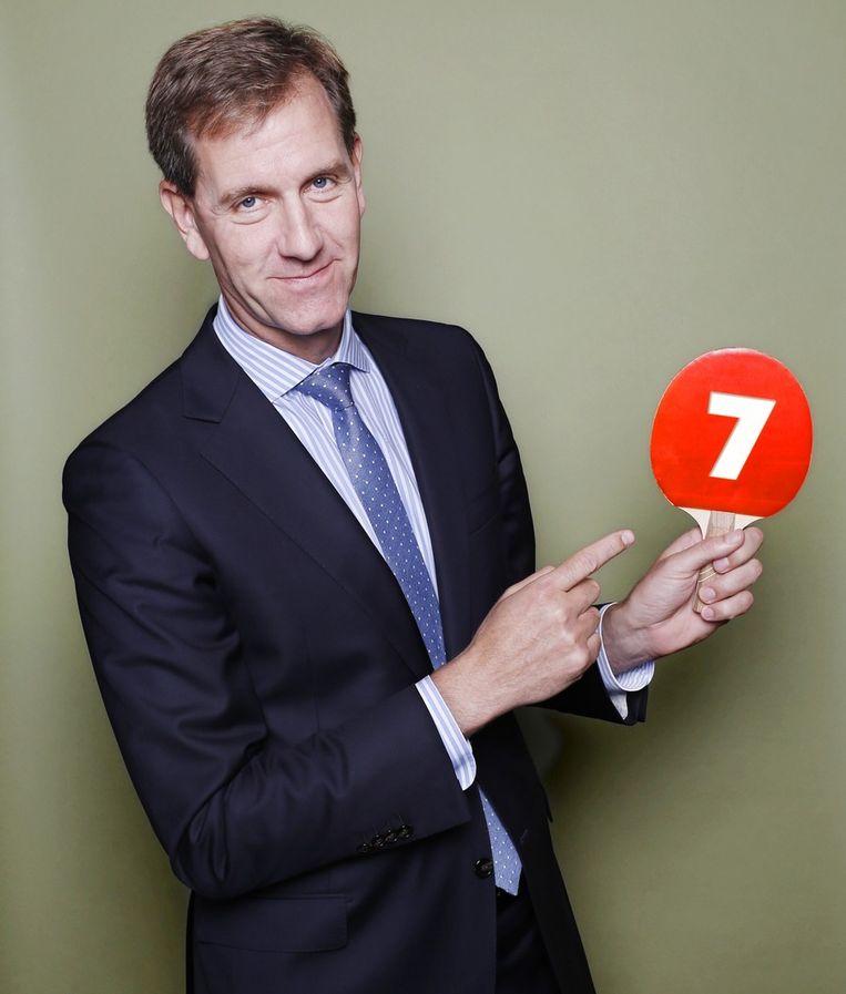 Wiebe Draijer, voorzitter van de Sociaal-Economische Raad, staat op nummer 7 in de Duurzame 100. Beeld Jörgen Caris