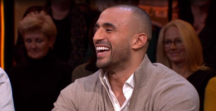 Badr Hari in Beau
