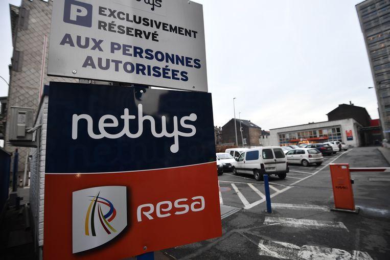 De groep Nethys, onderdeel van de Luikse intercommunale Publifin, wil zijn belang in de Franse krant Nice Matin kwijt. Archieffoto.