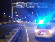 Ravage na ongeluk op A30 bij Barneveld