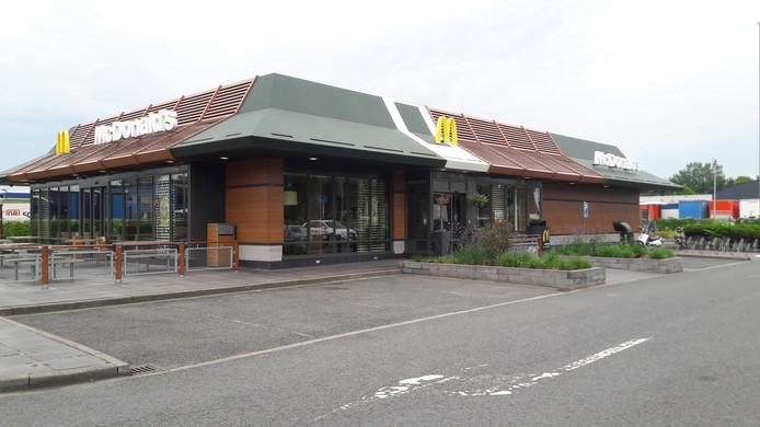 McDonald's aan de Hanzepoort