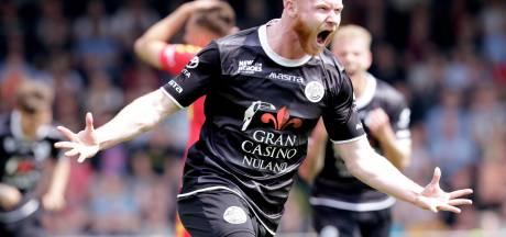Jort van der Sande kiest voor zekerheid en dus voor een vertrek bij FC Den Bosch