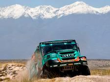 Derde Dakar-dagzege voor trucker Van Genugten