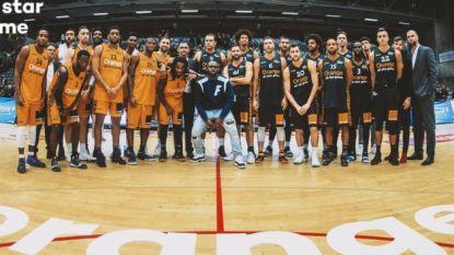 Team World pakt scalp van Belgische ploeg in All Star Game