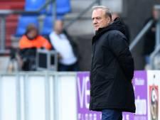 Advocaat laat zien dat er maar één de baas is bij Feyenoord