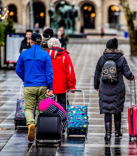 Meer buitenlandse toeristen naar Nederland