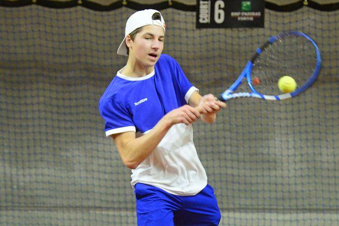 Meer en wedstrijdgericht trainen, zo steeg Michiel Talloen (16) de voorbije jaren van 10 naar 65 punten.