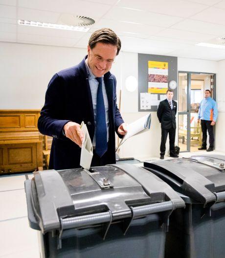 Mark Rutte kan langer nadenken of hij door wil