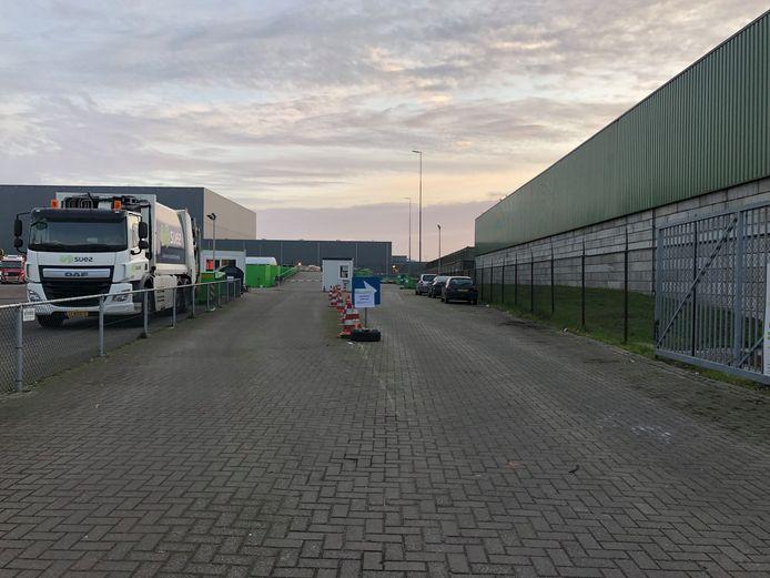 De Helmondse milieustraat.