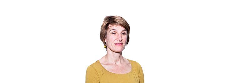 Marjan Slob. Beeld de Volkskrant