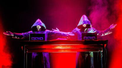 Armin van Buuren sluit als mysterieuze 'Gaia' trancefestival af