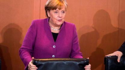 Half jaar na verkiezingen is nieuwe Duitse regering compleet