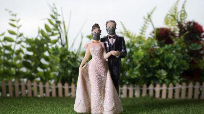 Bruiloft in het water gevallen? In New York kan je voortaan trouwen via Zoom