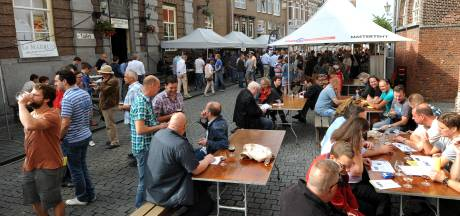 Zestig brouwers laten je hun biertje proeven op het Bergs bierfestival