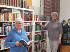 Coronaproof snuffelen in de kerk: boekenverkoop vervangt winterfair