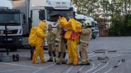 Drie gewonden bij chemisch incident op industriepark Vantegem Wetteren