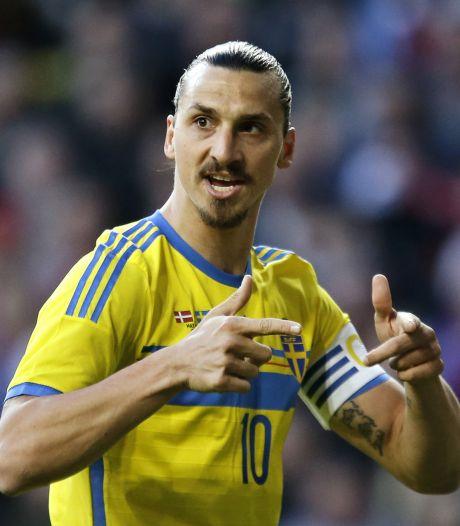 """Zlatan à l'Euro? """"La sélection me manque"""""""