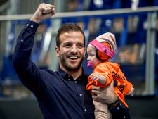 Rafael en kleine Jesslynn juichen voor Estavana