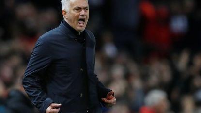 """Man Unitedspelers redden het vel van Jose Mourinho na geweldige comeback: """"Als het zondag regent in Londen is het mijn schuld"""""""